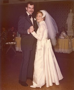 J&MWeddingdance1975