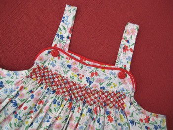 Be*mused: Smocking, too